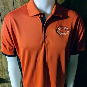 Nike Chicago Bears NFL Training Dri fit polo